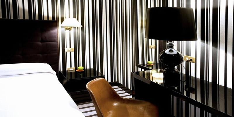 Hotel con Encanto en Oviedo. Hotel Room Mate Marcos