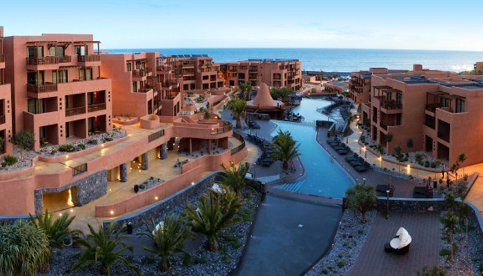 Hotel con Encanto en Tenerife. Sandos San Blas Resort