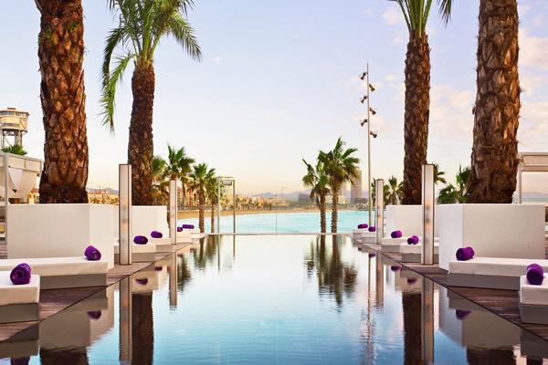 Hoteles de diseño en Barcelona