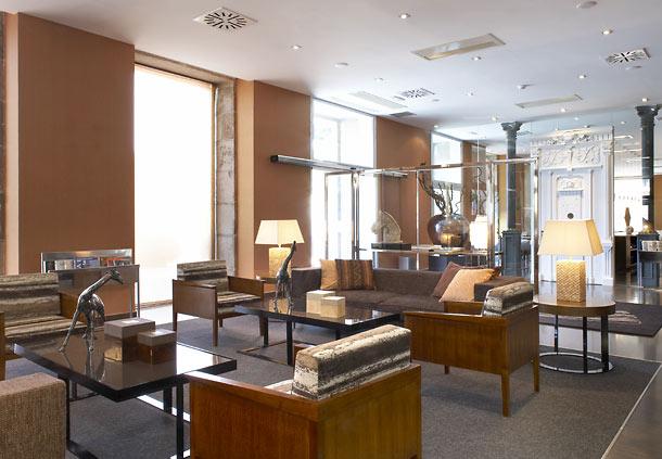 Hoteles en el centro de Vigo