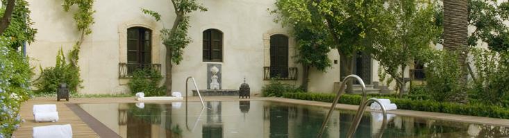 Hoteles con encanto en Córdoba