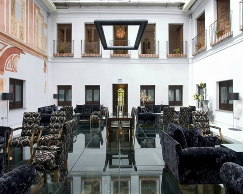 Hospes Palacio Bailio en Córdoba