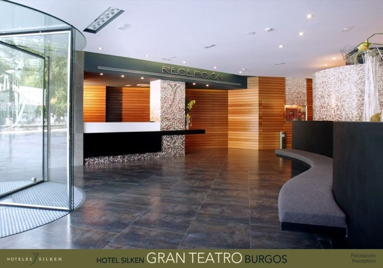 Hotel en el centro de Burgos