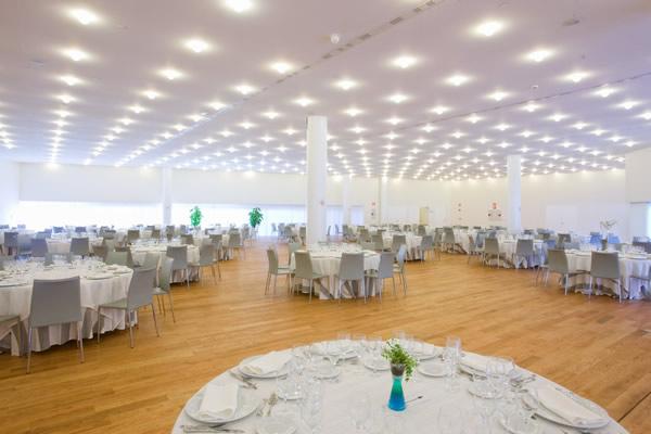 hoteles para celebraciones en Zaragoza