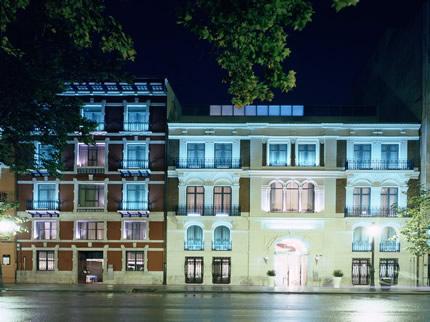 Hotel en el centro de Valencia