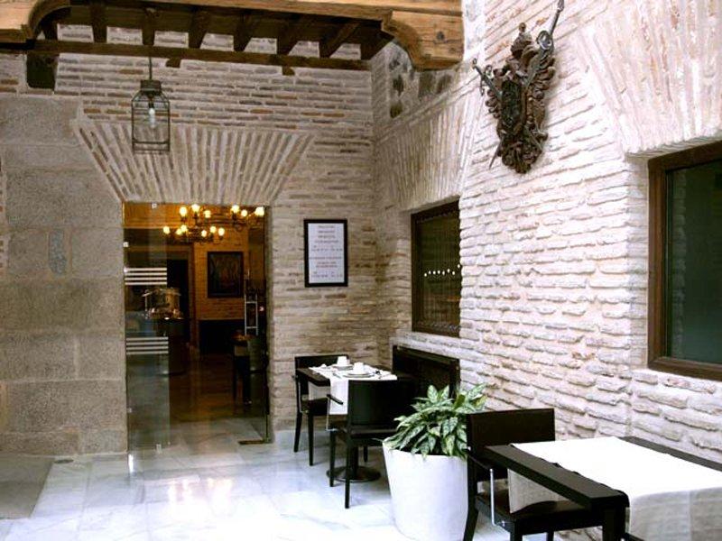Hoteles con encanto en Toledo