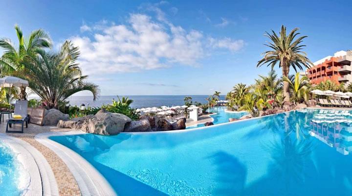 Vacaciones Todo Incluido en Tenerife. Roca Nivaria Gran Hotel