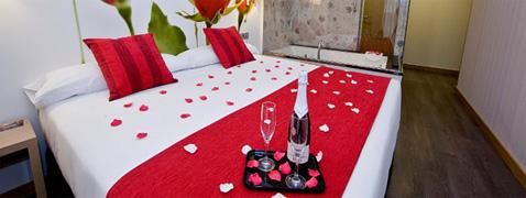 Fin de semana romántico en Valladolid