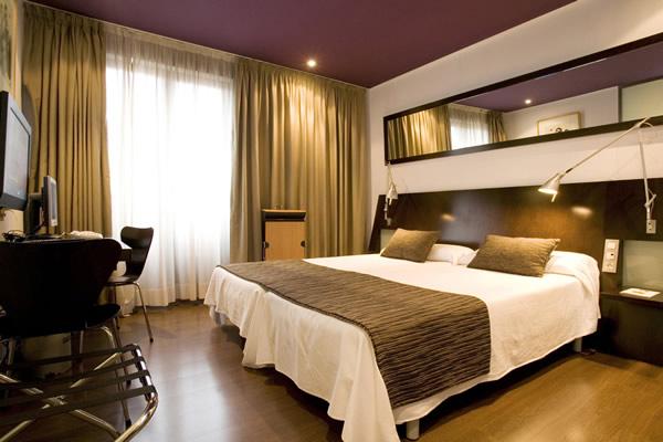 Hoteles en el centro de Bilbao