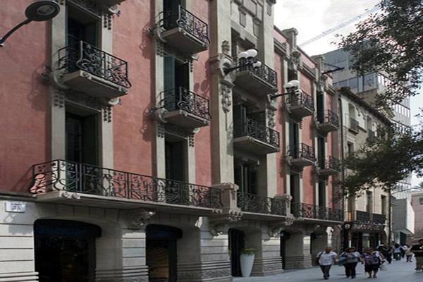 Hotel con encanto en Barcelona