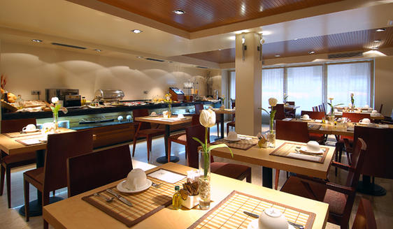 Hotel con Encanto en Santander. Hotel Vincci Puertochico