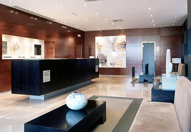 Hotel con Encanto en Zaragoza. Hotel AC Zaragoza Los Enlaces