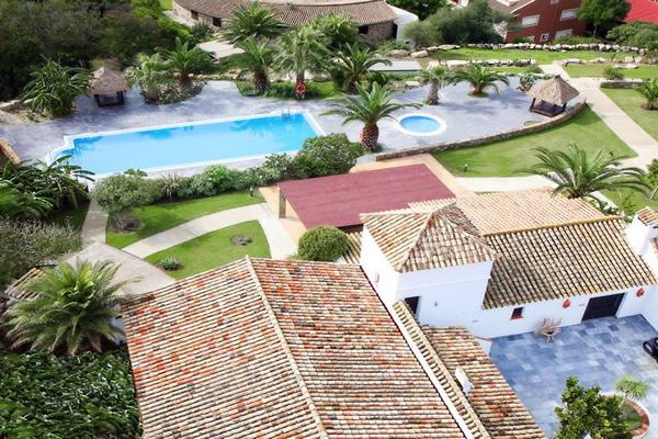Hoteles en la costa de Cádiz