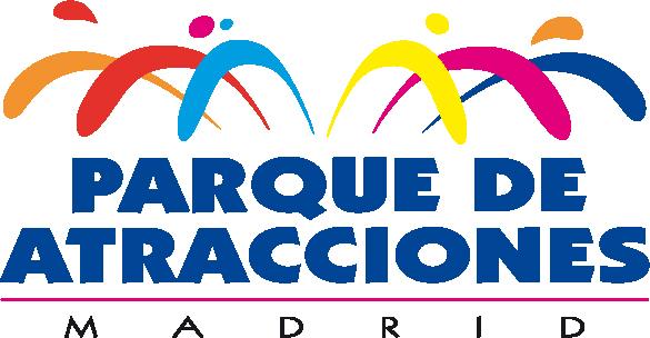 Escapada con Encanto a Madrid. Parque de Atracciones de Madrid Logo.
