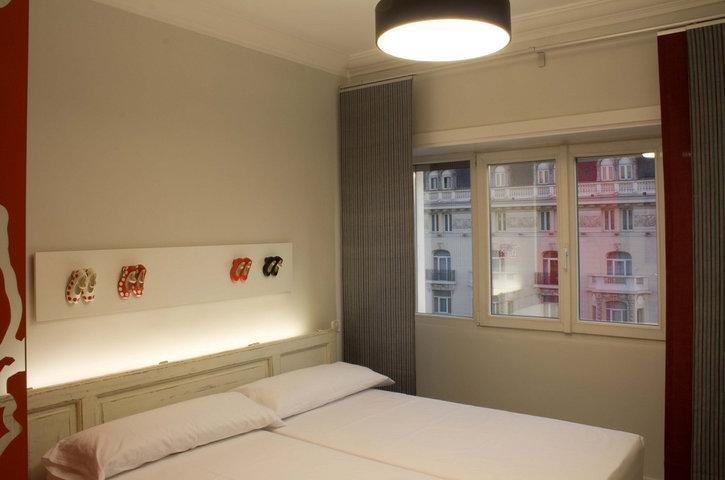 Alojamientos económicos en Madrid