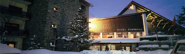 Hoteles de Montaña y Esquí. Abba Formigal