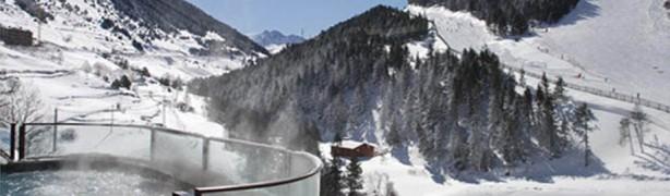 Hoteles de Montaña y Esquí. Sport Hotel Hermitage