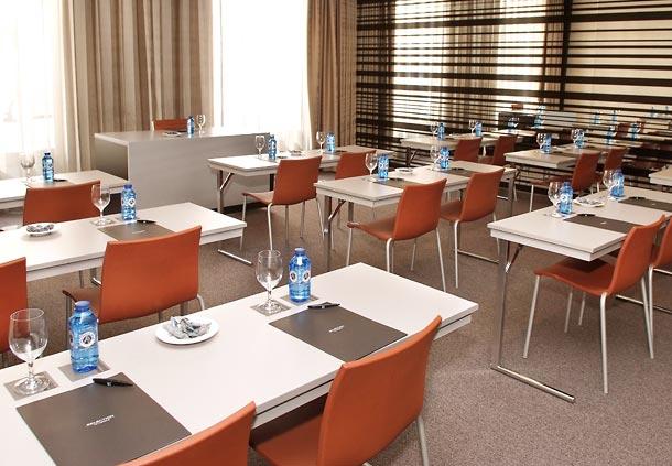 Hotel moderno en Burgos