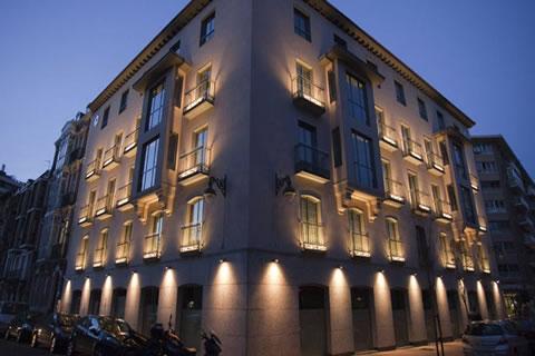 Hoteles con encanto para el 2013. Nexus Valladolid Suites