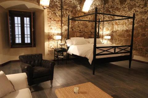 Hoteles con encanto para el 2013. Palacio Carvajal Girón