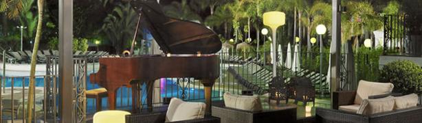 Hoteles en Puerto Banús