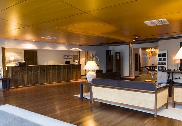 Hotel con Encanto en Santiago de Compostela. Hotel AC Palacio del Carmen