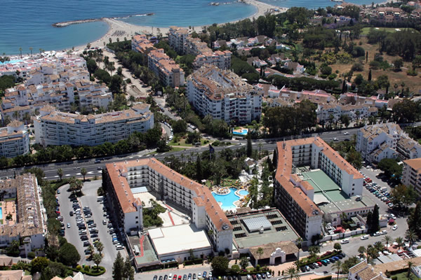 Hoteles exclusivos en Marbella