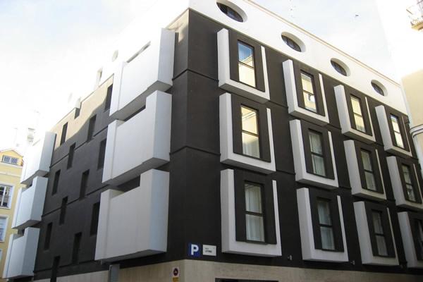 Hotel de diseño en Málaga