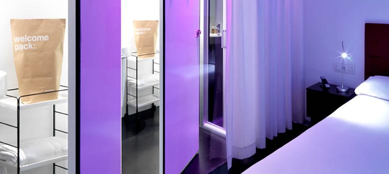 Hoteles con Encanto en Madrid Centro. Chic&Basic Mayerling
