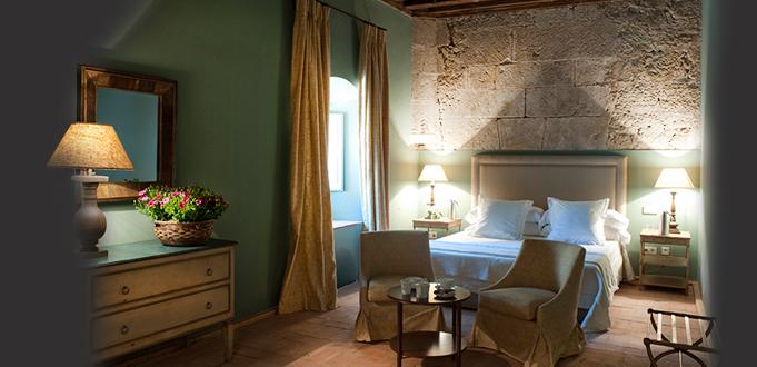 Hotel con Encanto en Ciudad Rodrigo. Palacio de Montarco.