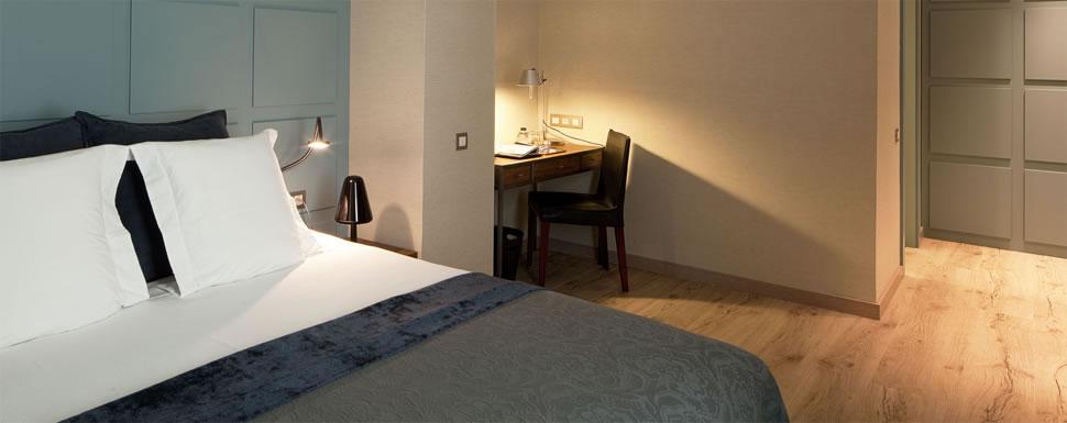 Hoteles con Encanto en Barcelona. Hotel Gallery.