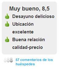 Comentarios Hotel Eurostars Mérida Palace