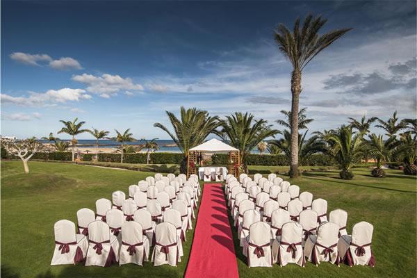 Hoteles para bodas en Fuerteventura